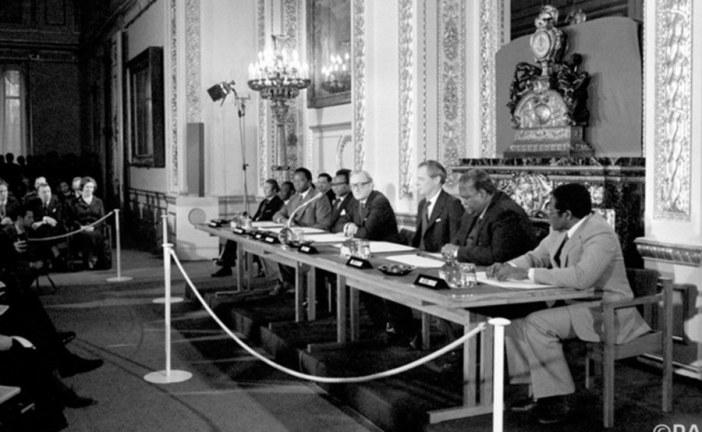 Zimbabwe: The Lancaster House Agreement