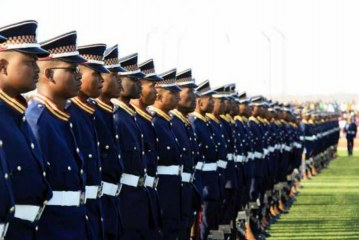 Botswana has the best police force in Africa, Nigeria ranked the worst