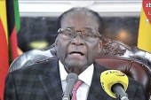 Defiant Mugabe ignores party's deadline to quit