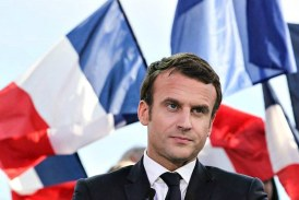 Emmanuel Macron vows to make 'attractive French' World's first language'