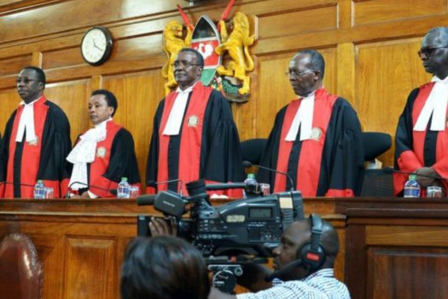 Kenya Supreme court upholds President Kenyatta's election victory