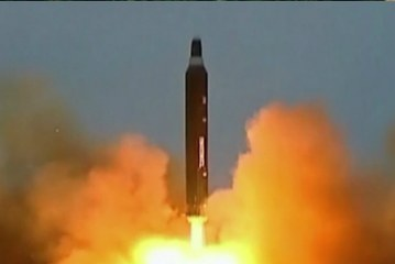 North Korea Launches Ballistic Missile Test