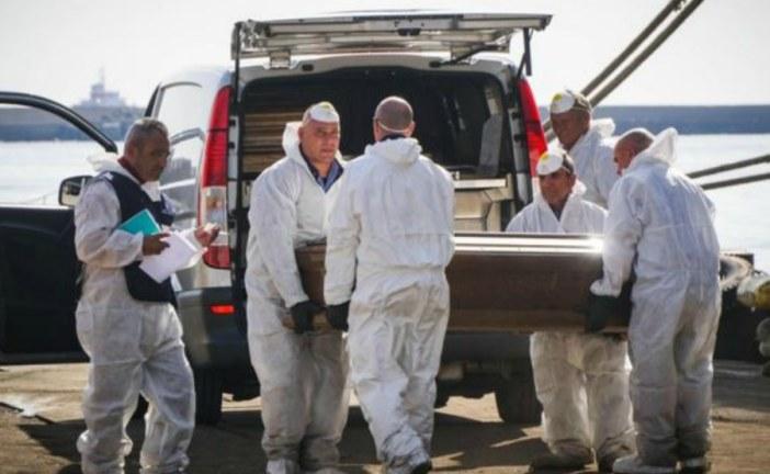 26 'Nigerian' women drown in Mediterranean