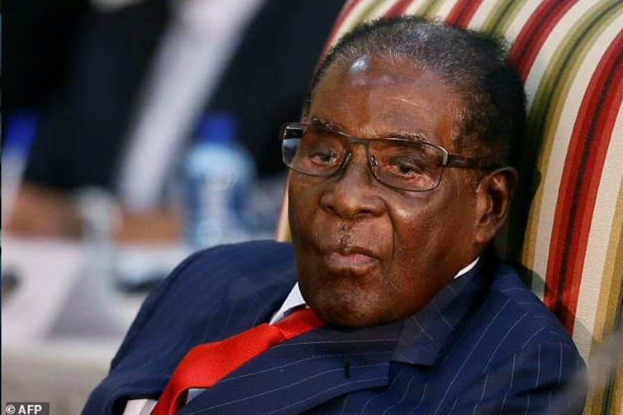 South Africa will 'not interfere' in Zimbabwe crisis