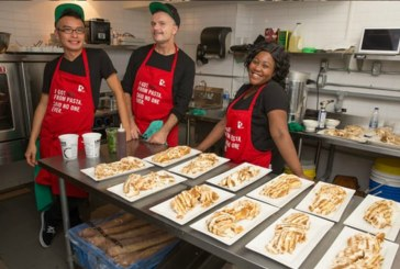 'We want to challenge stigma': The restaurant kitchen where everyone has HIV