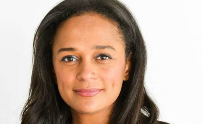 Billionaire Isabel Dos Santos sacked from Angola state oil firm Sonangol