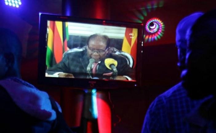 Defiant Robert Mugabe addresses the nation, No resignation