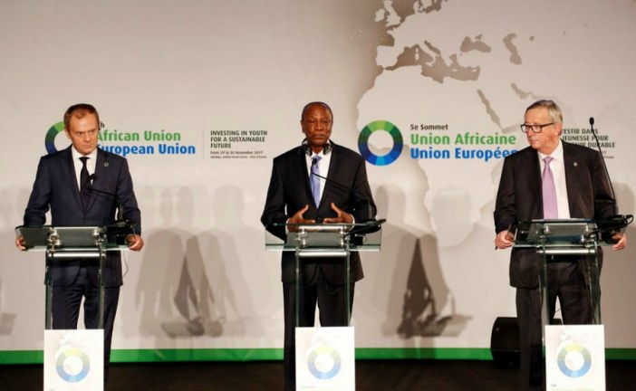 The EU-Africa summit is now the AU-EU summit. Why the upgrade matters