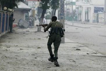 MOGADISHU, Somalia: Gunmen stormed a hotel in Somalia's capital