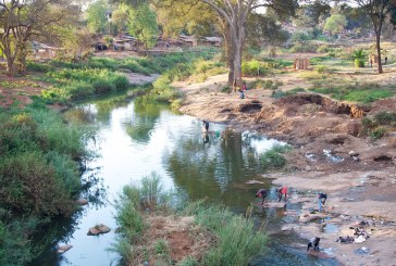 Africa is failing to close the gap on providing water and sanitation