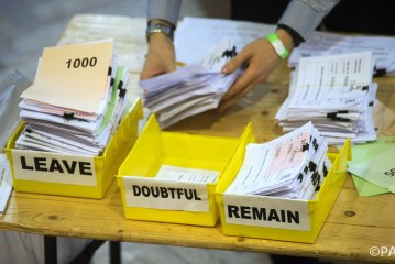 Britain votes to leave the EU, Cameron quits – here's what happens next