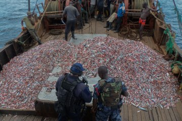 Africa needs collaboration and support to tackle crime at sea