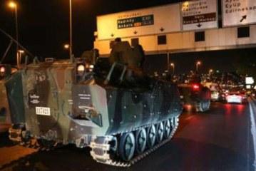 Ce que l'on sait de la tentative de coup d'Etat en Turquie
