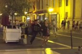 60 dead after truck hits Bastille Day crowd in Nice, French officials say – live updates