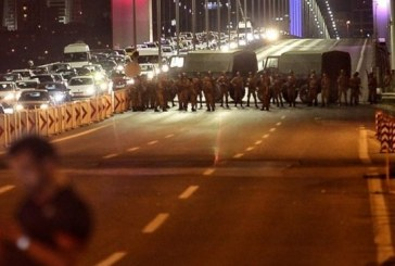 Turkey army group announces takeover on TV