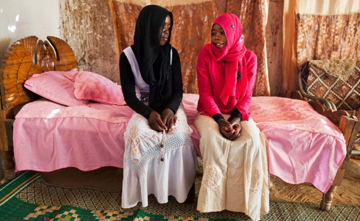 Girls should be in school – not forced into marriage by powerful men