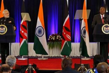 Why Modi's razzmatazz diplomacy isn't serving African interests