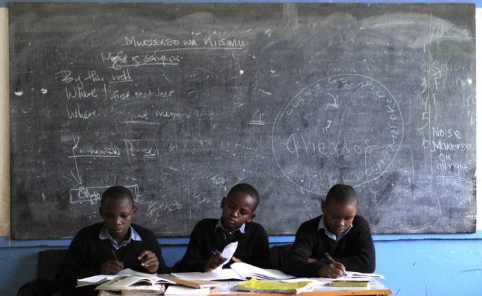 Kenyan schools reform is a unique chance to rethink life-skills teaching