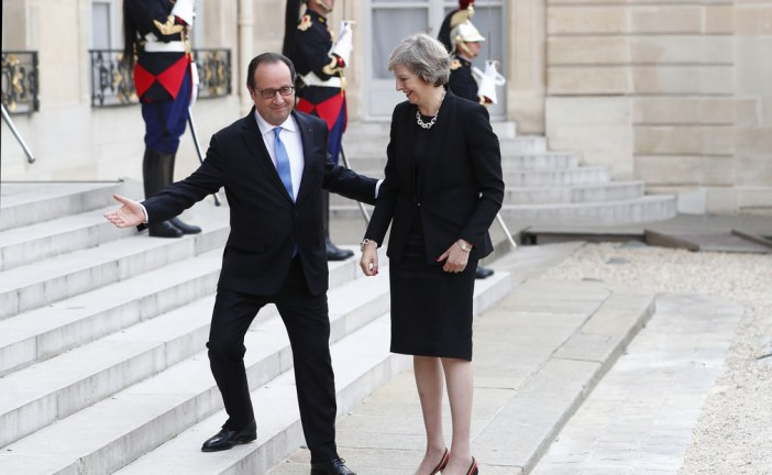 Why a speedy Brexit is a matter of political life and death for François Hollande