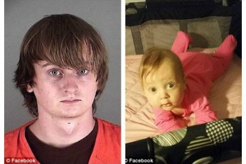 Minnesota man 'punches infant child 22 times, killing her for making baby noises'