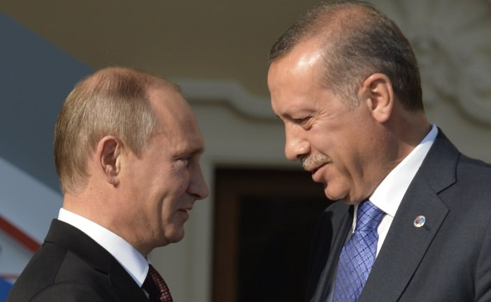 Putin and Erdoğan to have first meeting since jet downing