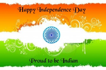 Happy Independence Day 2016 India