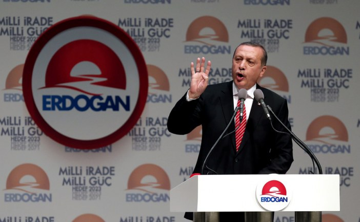 Is Erdoğan becoming a Turkish dictator?