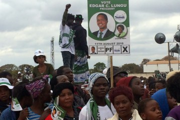 Zambia post elections: President Lungu has his work cut out for him