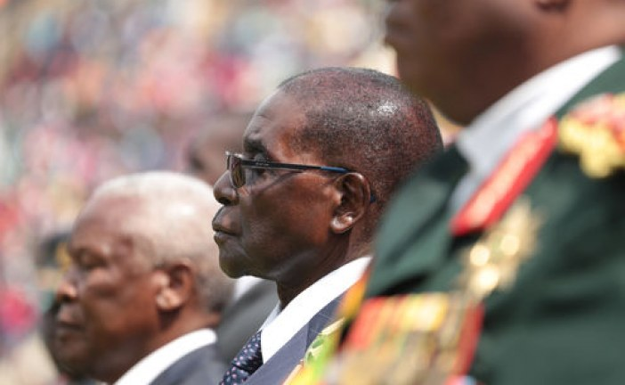 Converting tweets into feet: can Zimbabwe's social media activism oust Robert Mugabe?