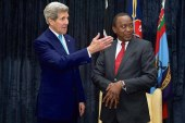 Kenya's president seeks re-election, will form party of coalitions