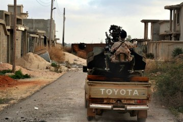Are U.S. Airstrikes Against ISIS in Libya a Slippery Slope to Further Intervention?
