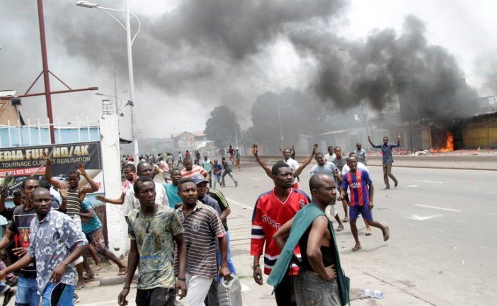 Clashes in Kinshasa leave 50 dead, say DRC opposition groups