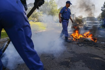 University fees in South Africa: many questions, lots of anger, and fires to fight