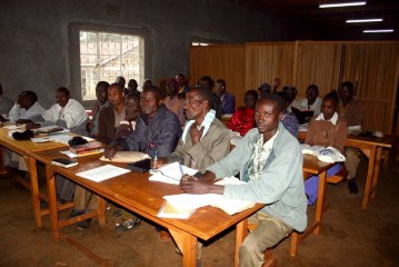 Part-time lecturers are the norm in Kenya. There's a plan to reverse the practice