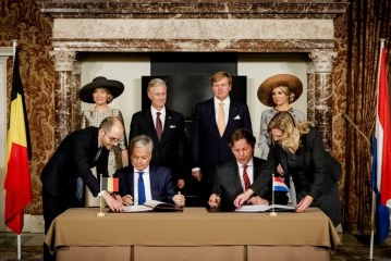 Belgium and the Netherlands Swap Land, and Remain Friends