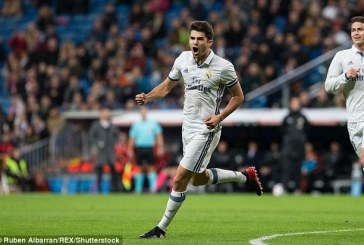 Enzo Zidane nets debut goal first start: Real Madrid 6-1 Cultural Leonesa (agg 13-2)