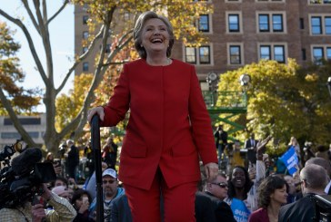 Clinton campaign buoyed by high Latino turnout in election's final hours