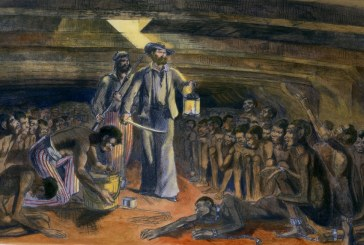 The story of East Africa's role in the transatlantic slave trade