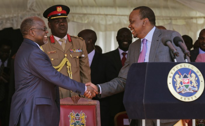 Magufuli's visit should end the grandstanding between Tanzania and Kenya