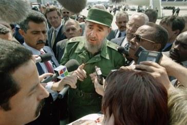 Farewell Fidel: Castro dies aged 90