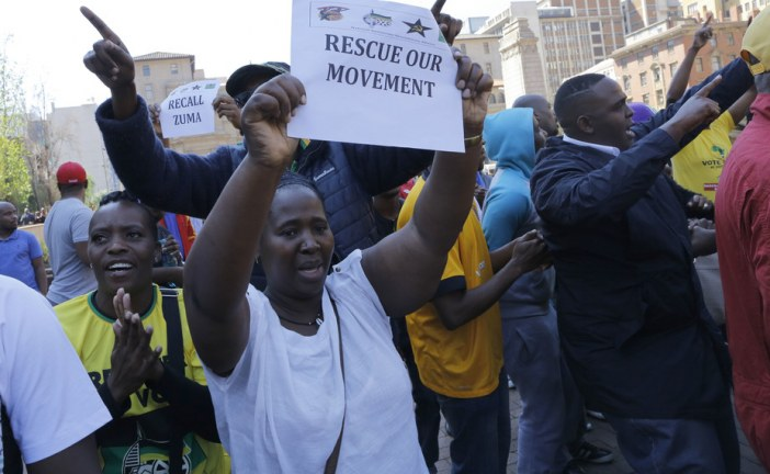 A new centre of power through mass mobilisation is needed in South Africa
