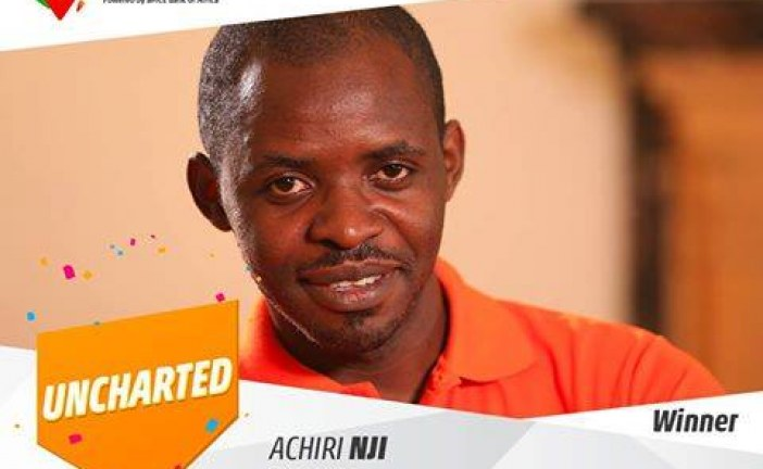 Cameroonian Achiri Arnold wins $50,000 in African Entrepreneurship Award with #Travelr App.