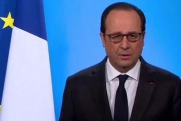 France presidency: Francois Hollande decides not to run again