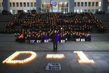 South Korean President Park Geun Hye's fate in hands of rebel lawmakers