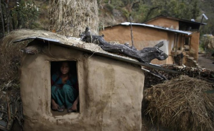 Nepali girl dies due to banned menstruation practice