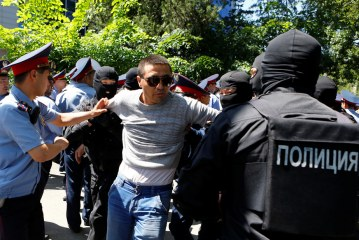 Kazakhstan jails activists, plans a Great Firewall to stifle online dissent