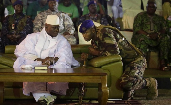 Gambian crisis: Jammeh requests four hour extension as final chance for peaceful exit deadline approaches