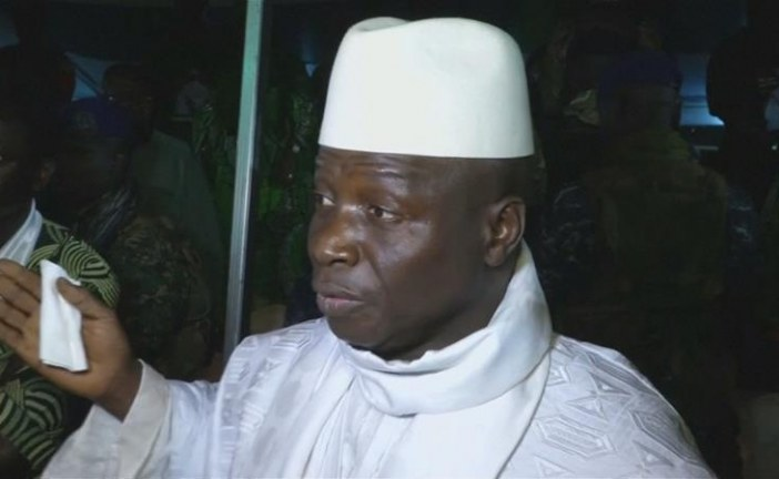 African Union to cease recognising Jammeh as Gambia's President