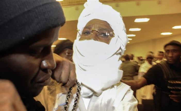 Hissene Habre seeks to have conviction overturned