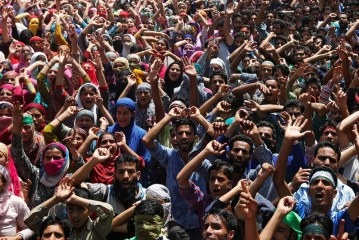 A new resistance in Kashmir